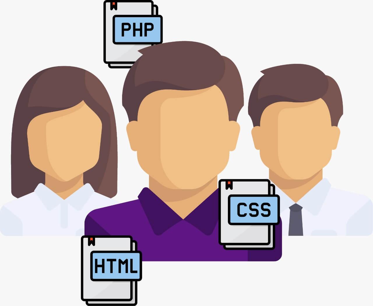 Tech lead Web development
